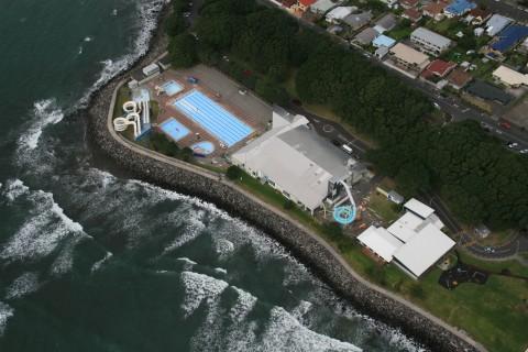 New Plymouth Aquatic Centre – Hydroslide