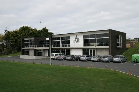 Sport Taranaki HQ
