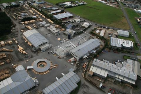 Taranaki Sawmills Extension